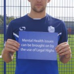 Mental Health issues can be brought on by the use of legal highs
