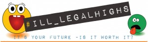 #Ill-legal highs - It's your future (blue)