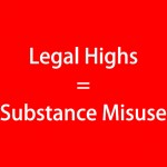 Legal Highs = Substance Misuse (red)