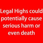 Legal Highs could potentially cause serious harm or even death (red)