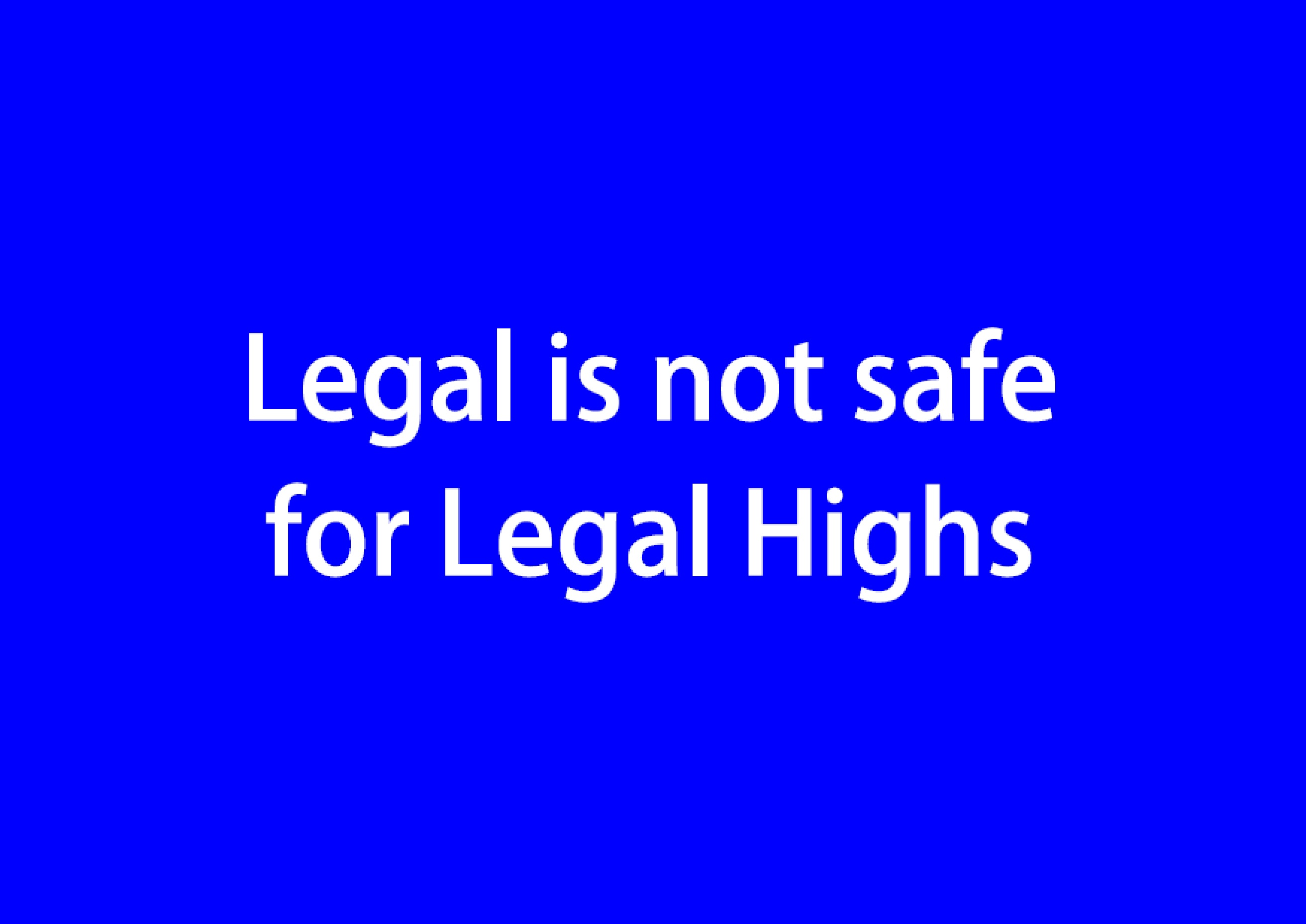 Resources – Ill-legal Highs